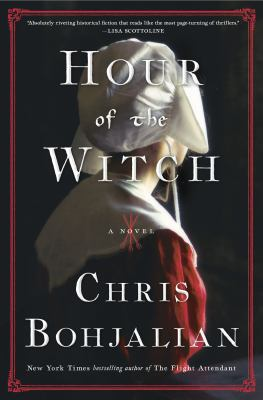 Book cover - Hour of the Witch