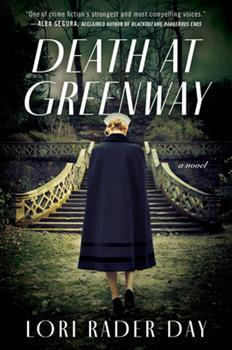 Book cover - Death at Greenway